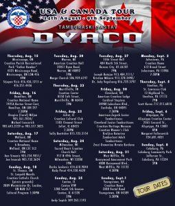 DYACO_Amerika_tourdates