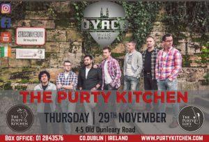 TS Dyaco u Dublinu